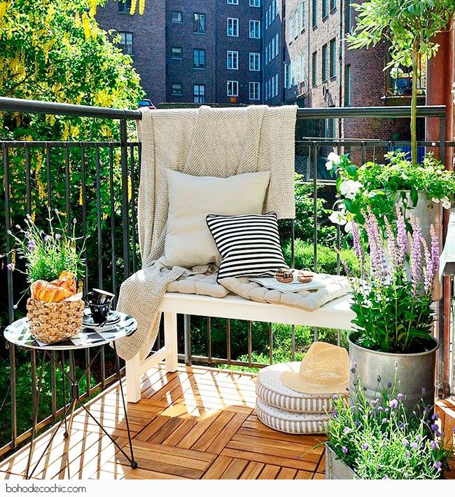 Ideas para decorar terrazas mariquillasaez - Ideas decorar terraza ...