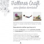 TALLERES CRAFT PARA FIESTAS DIVERTIDAS