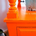 BEFORE & AFTER: MUEBLE RECICLADO